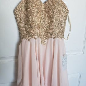 Gorgeous Homecoming style party dress